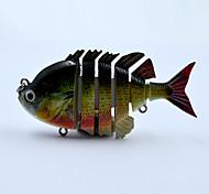 """Esca Esche nuotanti 14.3 g / 1/2 Oncia , 160*60*2 mm / 3-1/4"""" pollice 1 pcPesca a mulinello / Altro / Pesca con esca / Pesca"""