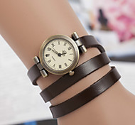 Woman Retro Color Wrist  Watch Cool Watches Unique Watches