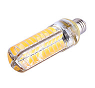 YWXLight® E14/E17/G8/E12/E11/BA15D 12W 80SMD 5730 1200LM Warm White/Cool White LED AC 110-130V