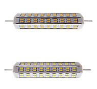 R7S 12W 1200LM LED Light Horizon Plug LED 5050 Light White (6000-6500K) Lighting Decoration (Assorted-color)