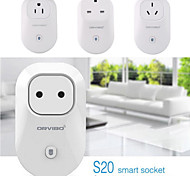 ORVIBO S20 WiFi Power Socket Phone Remote Control Smart Switch Travel Plug