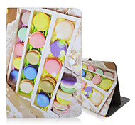 Candy Pattern High Quality PU Leather with Stand Case for 10 Inch Universal Tablet