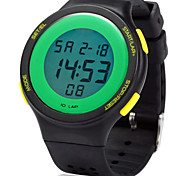 Sports LED Watch with Alarm Date Day Stopwatch Function Cool Watches Unique Watches