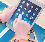 Fall And Winter Warm GloveThree-finger Touch Screen Mobile Phone Use Gloves Random Style