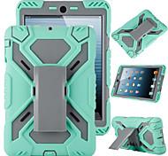 spezielle Design Neuheit Silikon-PC zurück Fall Diamant für ipad mini 3/2/1 (verschiedene Farben)