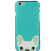 Cute Puppy Pattern  Hard Case for iPhone 6/6S