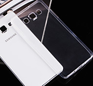 Environmental TPU Material Tightly HD  Cell Phone case for Samsung Galaxy A3 / A5 / A7 /A8 (Assorted Colors)