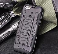 neue Zukunft Soldat Clip triple Rüstung Telefonkasten für iphone 6 plus / 6s Plus