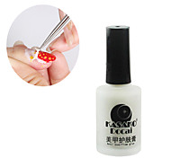 15ml Anti Overflow Glue Peel Off Liquid Tape For Easy Clean Base Gel Coat (Color Random)