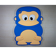 Cute Cartoon Shell Silicone Sets Mobile Phone Protection Shell For iPhone 5(Assorted Color)