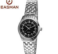 EASMAN® Watch Women's Business Watches Luxury Brand Quartz Watch Stainless Wristwatch Watches Cool Watches Unique Watches