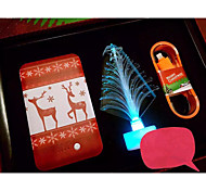 2015 Chirstmas Gift Santa Claus Power Bank 8800mAh Tree Reindeer Power Charger For Iphone/ Android Smartphones Charger
