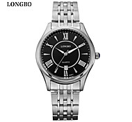 LONGBO Couples  Calendar Quartz Watch Fashion Brands Waterproof  Watch Dial Decoration Free Shipping Cool Watches Unique Watches