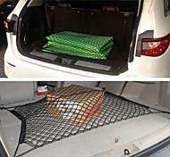 Universal langlebige Dual-Layer-Netzwerkautomobilkoffergepäck Netz-Aufbewahrungs hinteren Gepäcknetz Doppelschicht