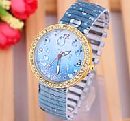 orologi donna nuovo orologio soldi goccia di vetro di moda