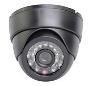1/3 SONY HD CMOS 1200TVL/960H 24LEDs IR-CUT CCTV Indoor Dome Security Camera