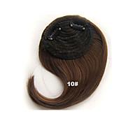 beliebte Clip in der synthetischen Knall mit mittelgoldbraune Farbe