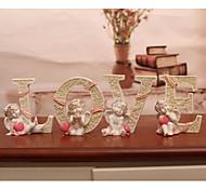 Resina Decoraciones de la boda-4Piece / Set Primavera Verano Otoño Invierno No Personalizado