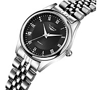 Women's Water Resistant Japan Movement Stainless Steel Watch