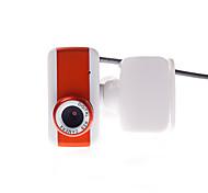 Computer Camera Orange