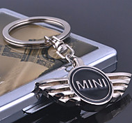 MINI Car Wings Keychain for Gift