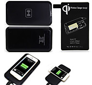 QI Wireless Charging Pad + Receiver for Samsung Galaxy S5 I9600