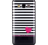 Love Pattern TPU Phone Case for Galaxy On5/Galaxy On7/Galaxy J3