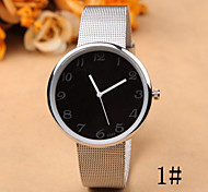 Simple Small Fresh Retro Trend Of The Wind Alloy Bracelet Ms. Quartz Watches Cool Watches Unique Watches