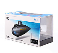 Jin Guang 777-216 Mini 6-Channel Remote Control Submarine Black