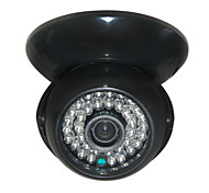 Cctv 1200tvl Hd Sony Cmos 36pcs Leds Ir-cut 3.6mm Wide Angle Indoor Dome Security Camera Black Case