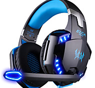 Gaming headphone G2000 Headphones Headband With Microphone DJ Volume Control Gaming Noise-Cancelling Hi-Fi