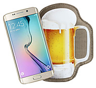 Beer Qi Wireless Charger Charging Pad for Samsung Galaxy S6/S6 Edge Plus