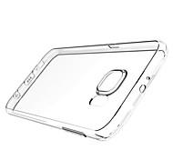 mo.mat ultra slim weichen transparenten TPU Tasche für Samsung Galaxy s6