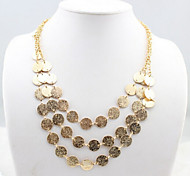 New Arrival Fashion Jewelry Popular Multilayer Tassel Necklace