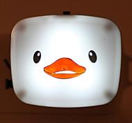 energiesparende LED-Cartoonente Licht-Betriebsmodus Nachtlicht Lampe