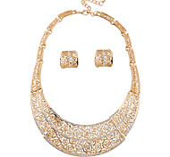 Bijoux-Colliers décoratifs / Boucles d'oreille(Alliage)Quotidien / Décontracté
