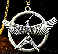 HUALUO®Hunger Games 3 Ridicule Bird Necklace