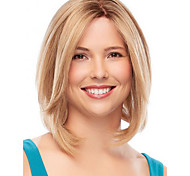 Fashion Lady Short Blonde Color Straight Beautiful Wigs