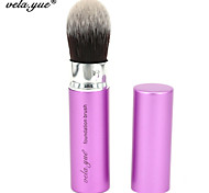 vela.yue® Retractable Foundation Brush Tapered Pointed Face Makeup Brush Precise  Blend Highlight Contour Beauty Tool