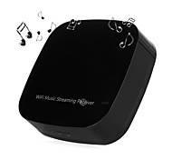 Wifi Wireless Music Receiver Output Audio Player DLNA AirPlay Qplay Streaming Receiver Adapter Sound Mate Wifi Music Box