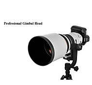 Gimbal Head for Telephoto Camera Lens
