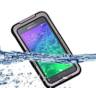 Waterproof Case Dustproof Shockproof Hard Armor Protective Cover Case Case for Samsung Galaxy Note 4 (Assorted Colors)