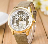 Woman Fashion Tower Wrist  Watch