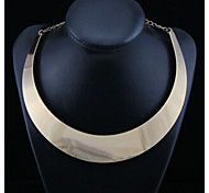 New Arrival Fashion Jewelry Simple Short Collar Necklace
