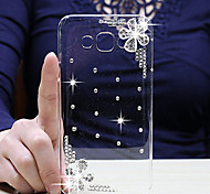 Luxury Bling Glitter Diamond PC Case for Samsung A3/A5/A7/A8
