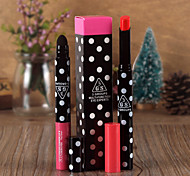 Lip Primer Wet Moisture / Long Lasting / Natural Red / Pink / Peach