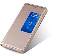 Original PU Leather Smart Auto-Sleep Full Body Case for Huawei Ascend P8 (Assorted Colors)