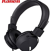 Kanen IP-852 Earphone Super Bass Stereo Headband Headphone Headset for Smart Phone Tablets PC Computer With Retail Box