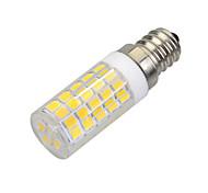 7W E14 LED Mais-Birnen B 64 SMD 2835 400-500 lm Warmes Weiß Dekorativ AC 220-240 V 1 Stück