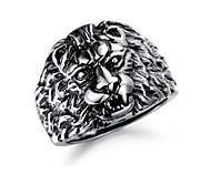 Ring (Titanstahl) Vintage / Freizeit